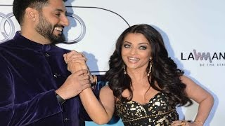 Abhishek Bachchan cant get enough of wife Aishwarya Rai Bachchan