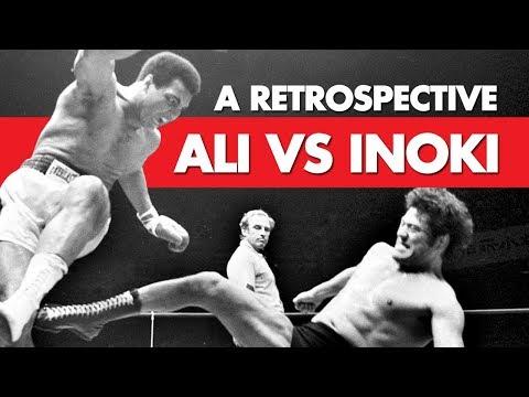 A Retrospective: Ali vs Inoki