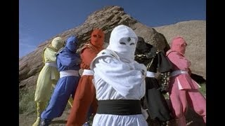 Mighty Morphin Power Rangers - Ninjor and the Ninja Powers | Ninja Quest Episodes