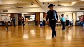 My Maria ( Line Dance ) Walkthrough.wmv
