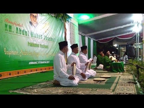 ISHARI NU(Ikatan Seni Hadrah Indonesia) BANOM NU