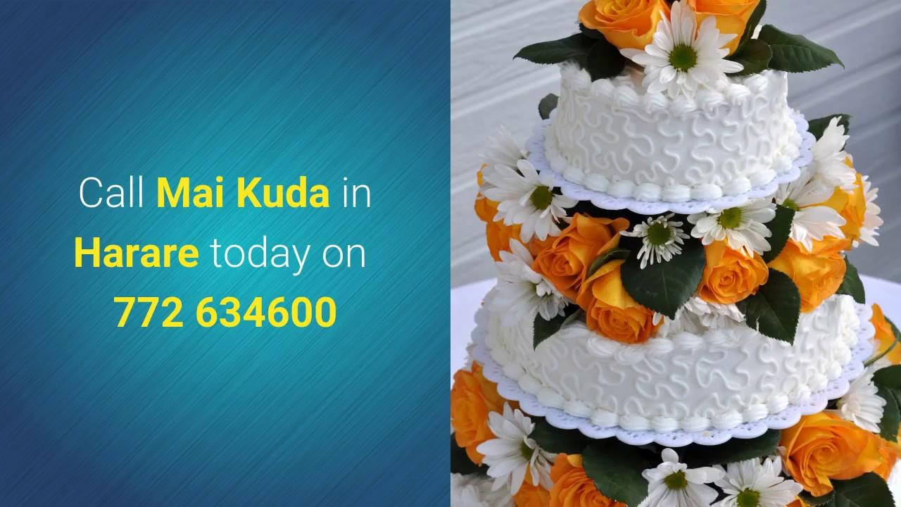 Wedding Cakes Harare Mai Kudas Cakes 0772634600 Cakes For All