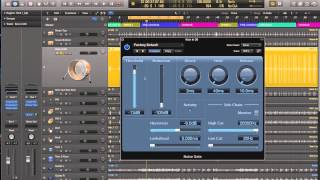 Logic Pro X - #68 - Mixing (part10): Noise Gate Plug-in