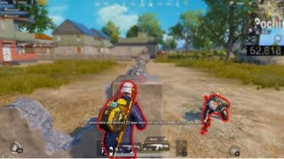 Baiting My Teammate || Mobile PUBG Funny Moment xDD