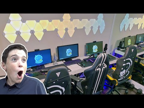 MY $20,000 FORTNITE GAMING SETUP!!