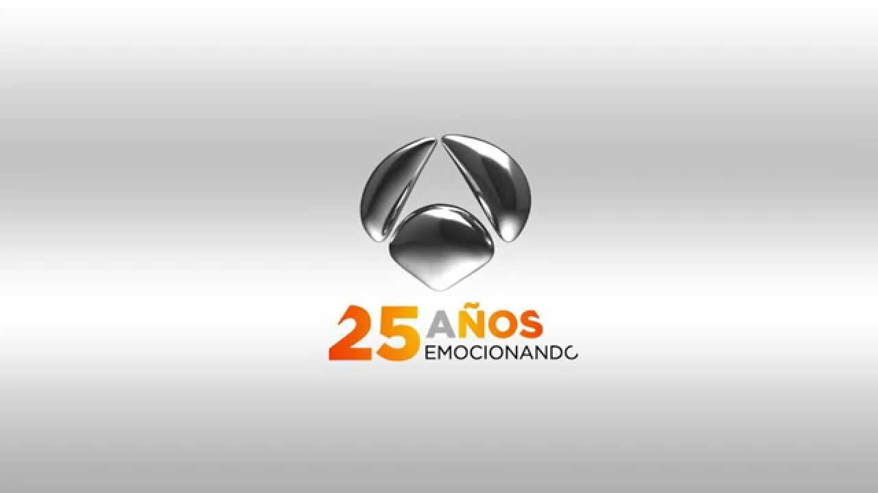 Cortinillas 25 a os antena 3 hd youtube for Antena 3 online gratis