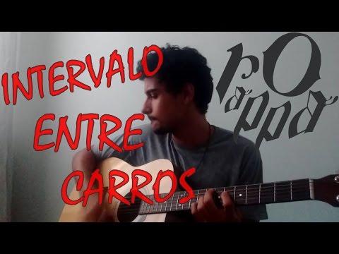 Alan Pinheiro / INTERVALO ENTRE CARROS (O Rappa Cover)