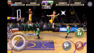 NBA JAM by EA SPORTS™ LITE - Iphone Games | Sport Gameplay
