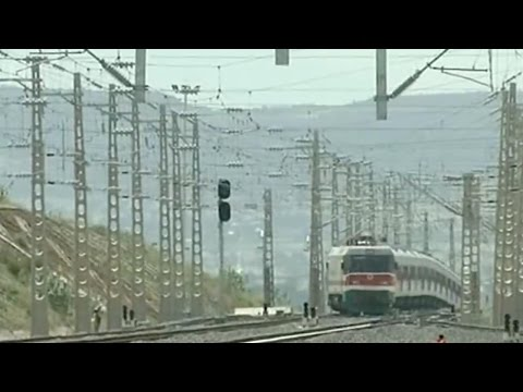 China to boost African development through rail modernization