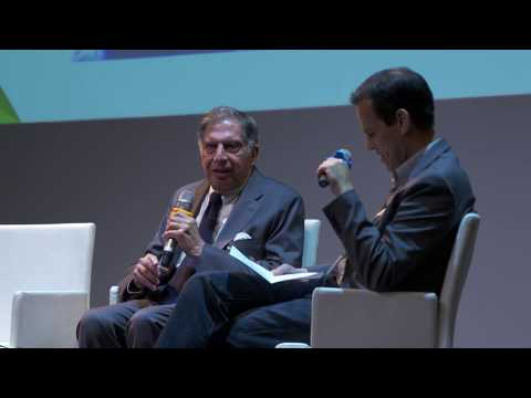 Fuel Choices and Smart Mobility Summit 2017 - Mr. Ratan Tata, Former Chairman Tata Sons