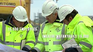 YAPI MERKEZI Corporate Introduction Video