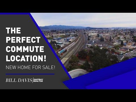 COMMUTERS DREAM - RICHMOND, CA PRESENTED BY BILL DAVIS EASTBAY REALTOR
