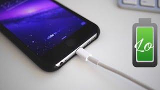 ✅ Jak správně nabíjet iPhone?