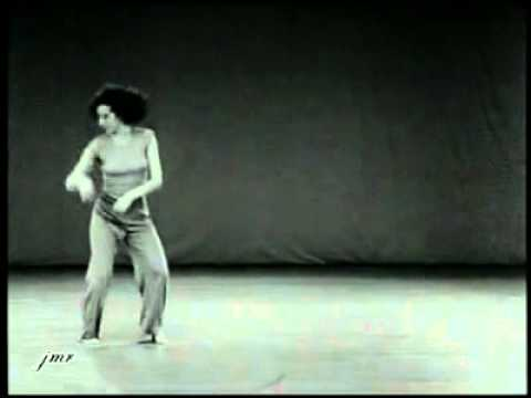 Trisha Brown's Sololos (1976) and Watermotor (1978)