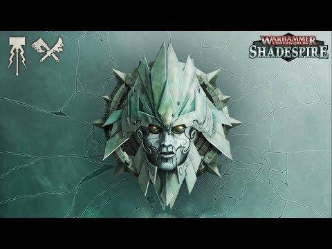 Warhammer Underworlds: Shadespire Battle Report - Stormcast vs. Orruks [Match 1]