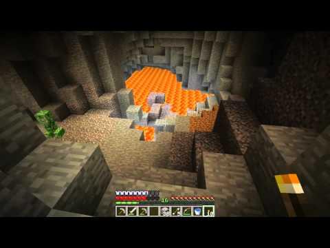 Minecraft: The Mole Survivor - Ep. 9 I Dub Thee Diamond Canyon