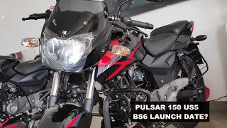 2020 Bajaj Pulsar 150 UG5 BS6 Fi Review | Model Will Launch in India Soon | 5 New Changes & Price ?