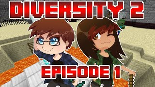 Minecraft Ekspeditionen - Diversity 2 | Episode 1 - Arena