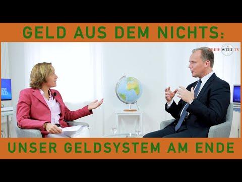 Geld aus dem Nichts: Unser Geldsystem am Ende? Prof. Thorsten Polleit bei Beatrix von Storch