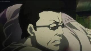 Psycho-Pass - Kogami Uses The Dominator