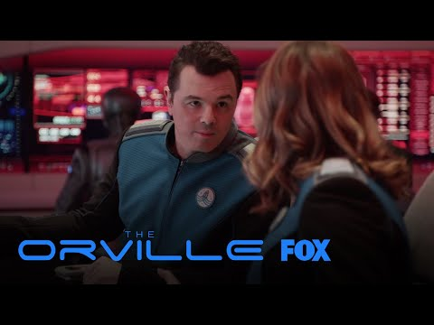 Ed & Kelly Argue About Their Past Marriage To Krill | Season 1 Ep. 1 | THE ORVILLE