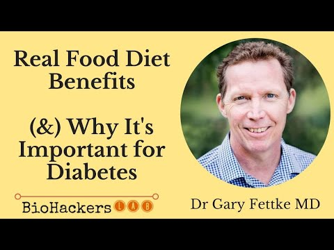 Dr Gary Fettke: Real Food Diet Benefits on a LCHF Lifestyle