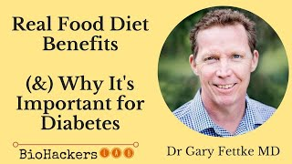 dr gary fettke real food diet benefits on a lchf lifestyle