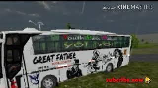 Kerala Bus Livery Pubg