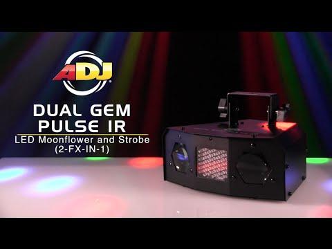 ADJ Dual Gem Pulse IR