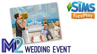 Sims FreePlay - Wedding Belles Live Event Prizes