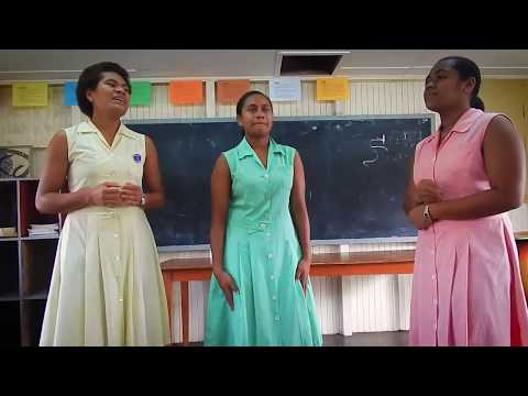 Suva Grammar School_BLACK MAGIC Cover