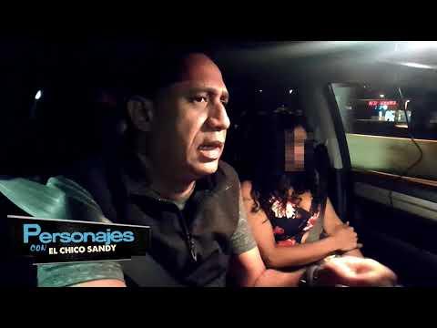 PERSONAJES CON EL CHICO SANDY ** la Trabajadora Sexual ** Dramatica Historia