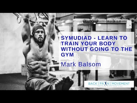 Symudiad - Learn To Train Your Body Without Going To The Gym