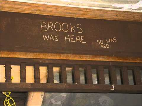 Image result for was here shawshank brooks