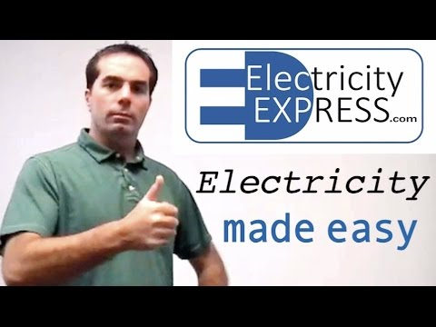 Electricity Express First Video - Quick understanding how prepaid energy services work.