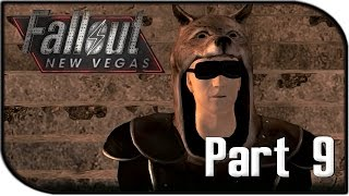 """Fallout: New Vegas Gameplay Part 9 - """"Caesar's Legion..."""" (Fallout 4 Hype Let's Play!)"""