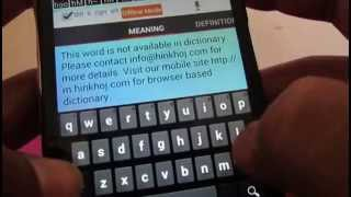 best hindi to english dictionary for android phone