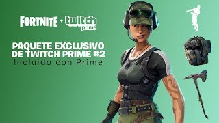 HOW TO GET TWITCH PRIME FOR FREE SKIN FROM FORTNITE *NEW METHOD* JUNE 2018