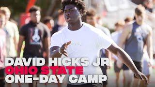 David Hicks Jr.: Texas Five-star Defensive End Impresses Larry Johnson At Ohio State Camp