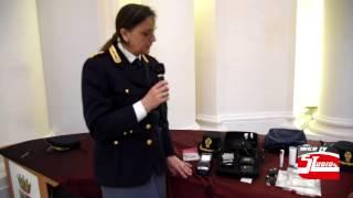 Polizia di Stato  - Sicurezza stradale, al via droga-test in 19 città
