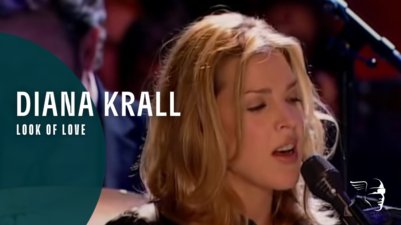 maxresdefault The Look Of Love By Diana Krall