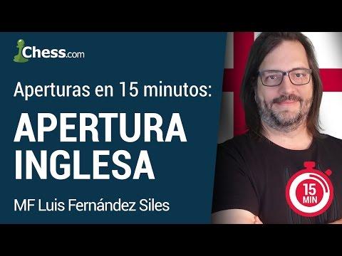 Aperturas de ajedrez en 15 minutos. la Apertura Inglesa