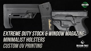 MFT Extreme Duty Stock and Win…