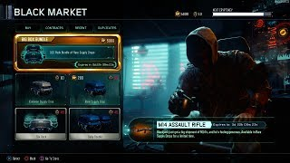 I went on Black Ops 3 and my account got Reset...RIP (Opening BIG BOX BUNDLE)