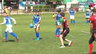IQA World Cup 2018 Day 1: Brazil vs. Austria