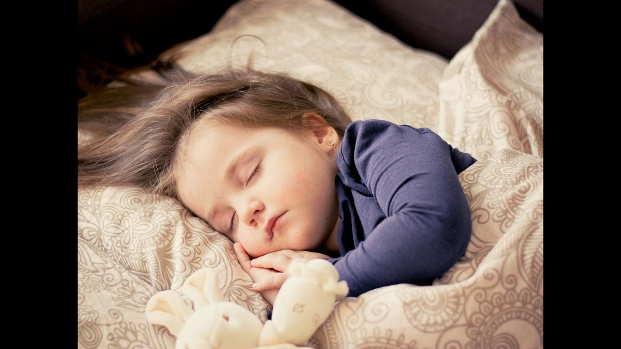 Cute Sleeping Baby Good Night Sweet Dream Lovely Quote Latest