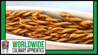 Best Tricks To Make The Perfect Cheese Straws - Allumettes Aux Fromage - Cooking Classes