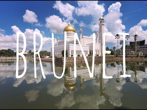Brunei in 4K