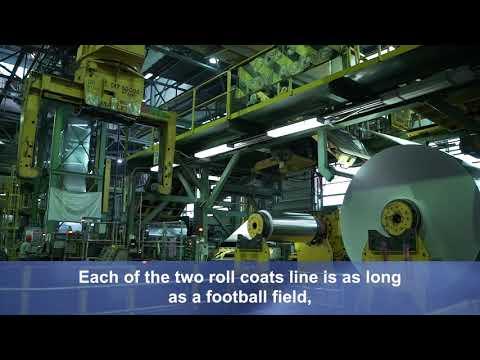 Alcoa Warrick Fabricates Aluminum for Customers