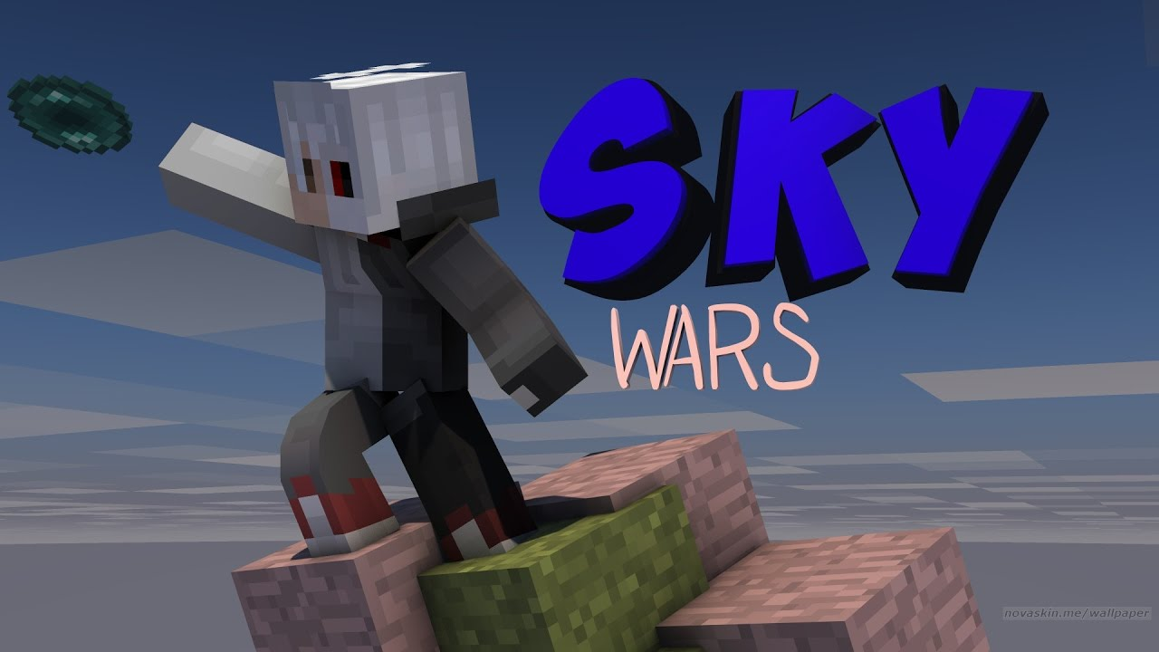 Minecraft Skywars Spielen